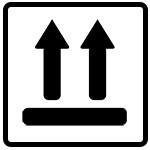 نماد سمت بالا