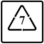 نماد سایر پلاستیک ها